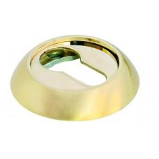 Накладки на ключевой цилиндр Morelli MH-KH SG/GP Цвет - Матовое золото/золото