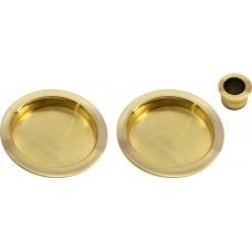 Ручки Morelli для раздвижных дверей MHS-1 SG Цвет - Матовое золото