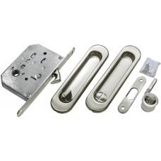 Комплект для раздвижных дверей Morelli MHS150 WC SC Цвет - Матовый хром