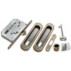 Комплект для раздвижных дверей Morelli MHS150 L AB Цвет - Античная бронза
