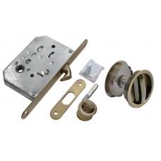 Комплект для раздвижных дверей Morelli MHS-1 WC AB Цвет - Античная бронза