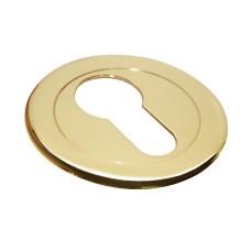 Накладки на ключевой цилиндр Morelli Luxury LUX-KH OTL Цвет - Золото