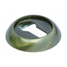 Накладки на ключевой цилиндр Morelli MH-KH AB - Цвет Античная бронза