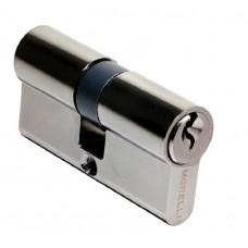 Ключевой цилиндр Morelli ключ/ключ (60 мм) 60C BN Цвет - Черный никель