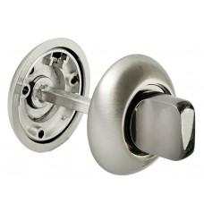 Завертка сантехническая Morelli MH-WC SN/BN Цвет - Белый никель/черный никель