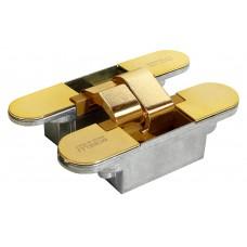 Скрытые петли Morelli с 3-D регулировкой HH-3 PG Цвет - Золото
