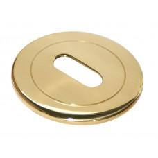 Накладки на ключевой цилиндр Morelli Luxury LUX-FK OTL Цвет - Золото