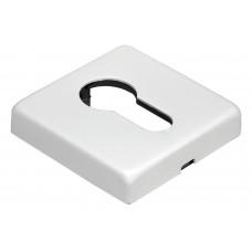 Накладки на ключевой цилиндр Morelli Luxury LUX-KH-Q BIA Цвет - Белый