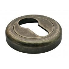 Накладки на ключевой цилиндр Morelli Luxury CC-KH FEA Цвет - Античное железо