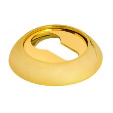 Накладки на ключевой цилиндр Morelli MH-KH GP Цвет - Золото