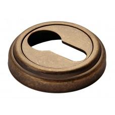 Накладки на ключевой цилиндр Morelli MH-KH-CLASSIC OMB Цвет - старая античная бронза
